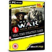 Men of War: Gold Edition (DVD-ROM) (Europe)