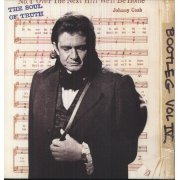 Johnny Cash: Cash, Johnny: Vol. 4-Bootleg: the Soul of the South (Europe)
