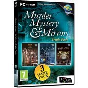 Murder, Mystery & Mirrors Triple Pack (DVD-ROM) (Europe)