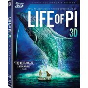 Life of PI [3D+2D 2Blu-ray] (Hong Kong)