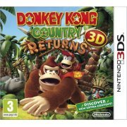 Donkey Kong Country Returns 3D (Europe)