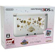 Nintendo 3DS LL (Disney Magic Castle My Happy Life Limited Edition) (Japan)