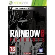 Tom Clancy's Rainbow 6 Patriots (Europe)
