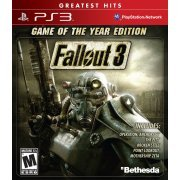 Fallout 3 (Game of the Year Edition) (Greatest Hits) (US)