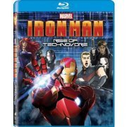 Iron Man: Rise of the Technovore (US)