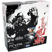 PSVita PlayStation Vita - Wi-Fi Model [Toukiden Onigara Limited Edition] (Japan)