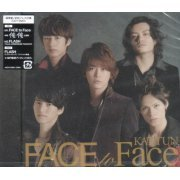 Face To Face [CD+DVD First Press] (Japan)