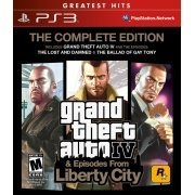 Grand Theft Auto IV: The Complete Edition (Greatest Hits) (US)