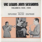 Vic Lewis: Vol. 5-Jam Sessions (US)