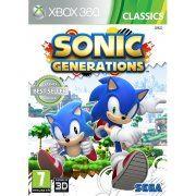 Sonic Generations (Classics) (Europe)