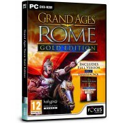 Grand Ages: Rome - Gold Edition (DVD-ROM) (Europe)