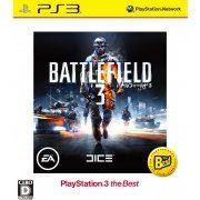 Battlefield 3 (Playstation 3 the Best) (Japan)