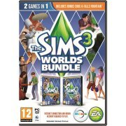 The Sims 3 Worlds Bundle (DVD-ROM) (Europe)
