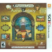 Professor Layton and the Azran Legacy (US)