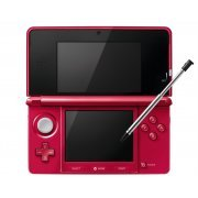 Nintendo 3DS (Metallic Red) (Japan)