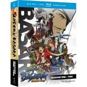Sengoku Basara: Complete Series - Season One & Two (US)