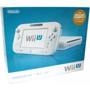 Wii U Premium Set 32GB (White) (Japan)
