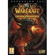 World of Warcraft: Cataclysm Expansion Pack (Code Only)  battle.net (Europe)