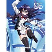 Vividred Operation Vol.5 [Blu-ray+CD Limited Edition] (Japan)