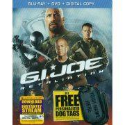 G.I. Joe: Retaliation [Blu-ray+DVD+Digital Copy+UltraViolet] (US)