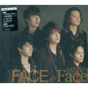Face To Face [CD+DVD Limited Edition] (Hong Kong)