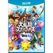 Dairantou Smash Brothers for Wii U (Japan)