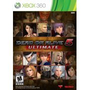 Dead or Alive 5 Ultimate (US)