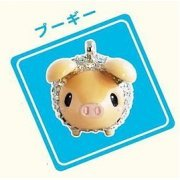 Monster Hunter Airou Jewelry Strap: Pugi (Japan)