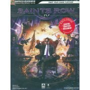 Saints Row IV Signature Series Strategy Guide (US)