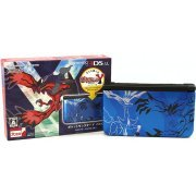 Nintendo 3DS LL [Pokemon Y Pack] (Xerneas - Yveltal Blue) (Japan)