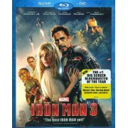Iron Man 3 [Blu-ray+DVD] (US)