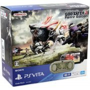 PS Vita PlayStation Vita New Slim Model - PCH-2000 [God Eater 2 Fenrir Edition] (Japan)