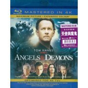 Angels & Demons [Mastered in 4K] (Hong Kong)