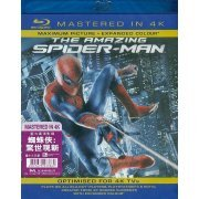 The Amazing Spider-Man [Mastered in 4K] (Hong Kong)