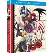 High School DxD: The Series (Episodes 1-12 ) (US)