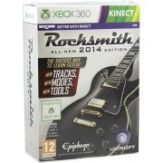 Rocksmith 2014 Edition (w/ Cable) (Europe)