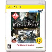 Biohazard Chronicles HD Selection (Playstation 3 the Best) (Japan)
