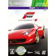 Forza Motorsport 4 (Platinum Collection) [New Price Version] (Japan)