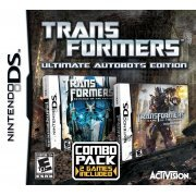Transformers: Ultimate Autobots Edition (US)