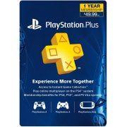 PlayStation Plus 12 Month Membership US (US)