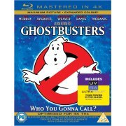 Ghostbusters [Mastered in 4K/Blu-ray+UltraViolet] (Europe)