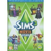 The Sims 3: Movie Stuff (DVD-ROM) (Asia)