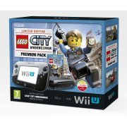 Wii U Limited Edition Lego City: Undercover Premium Pack (Europe)