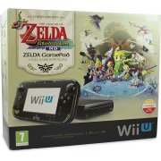 Wii U Limited Edition The Legend of Zelda: The Wind Waker HD Premium Pack (Europe)