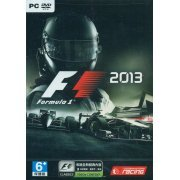 F1 2013 (Asian English Version) (DVD-ROM) (Asia)