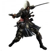 Assassin's Creed IV Black Flag Play Arts Kai Non Scale Pre-Painted Action Figure: Edward (Japan)