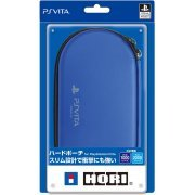 Hard Pouch for PS Vita PCH-2000 (Blue) (Japan)