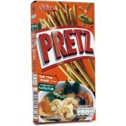Pretz Tom Yum Kung Flavour - Bread Stick (Thailand Product)