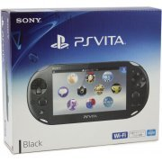 PS Vita PlayStation Vita New Slim Model - PCH-2000 (Black) (Japan)
