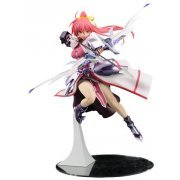 Magical Girl Lyrical Nanoha The Movie 2nd A`s 1/7 Scale Pre-Painted PVC Figure: Signum Der Stolz sogar eines Ritters (Japan)